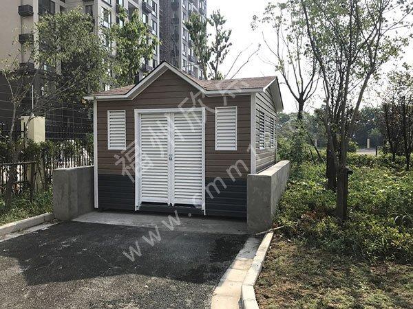 住宅小区垃圾房设计国家标准