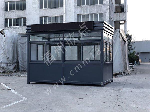 福州钢结构保安岗亭厂家(5)