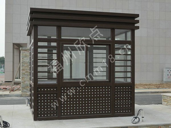 福州钢结构保安岗亭厂家(117)