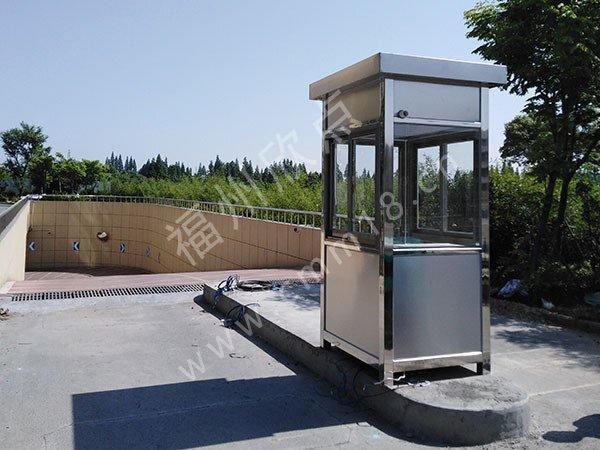 福州停车场收费亭厂家(2)