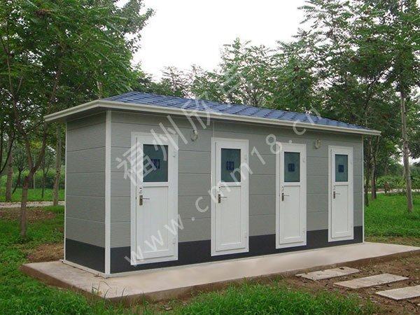 福州移动厕所厂家:旅游景区厕所关键技术标准