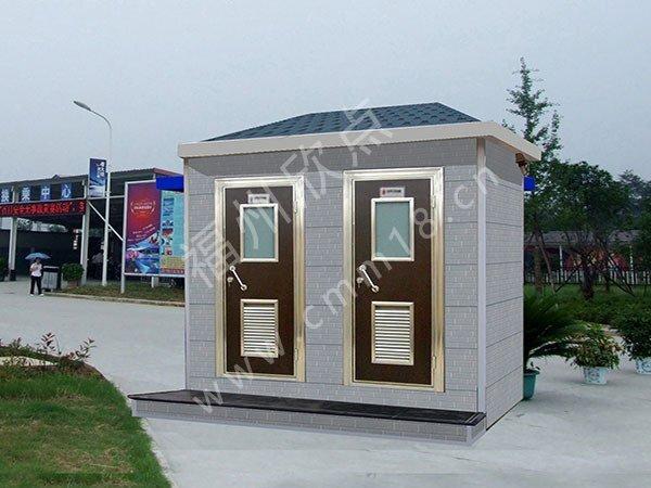 福州可移动公共厕所 城市需要环保厕所的两大原因