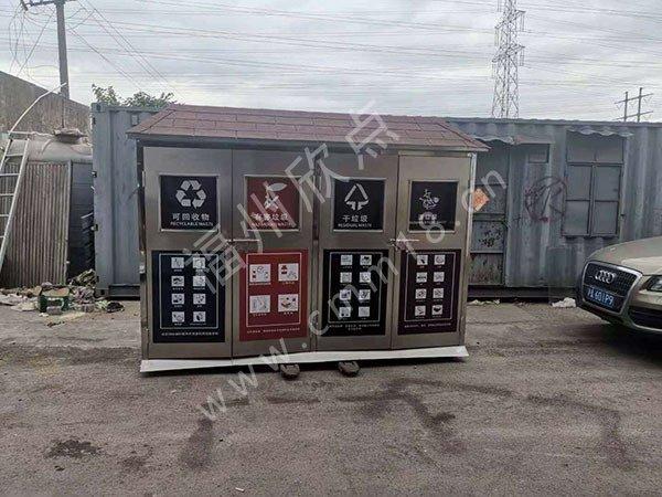 福州环保垃圾房屋厂家(7)