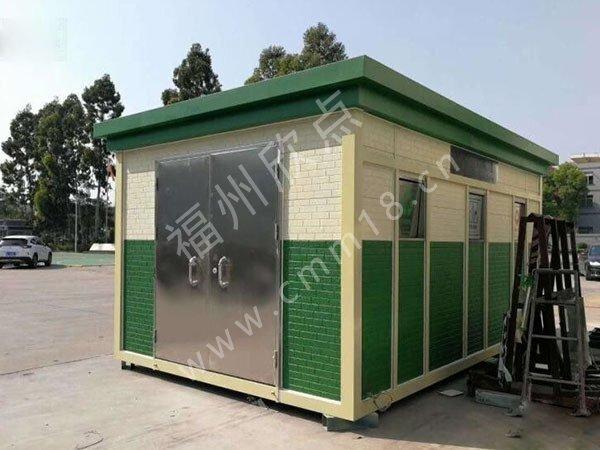 福州环保垃圾房屋厂家(48)