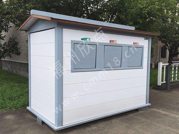 福州垃圾房厂家:住宅小区垃圾房六大设计规范标准与规定