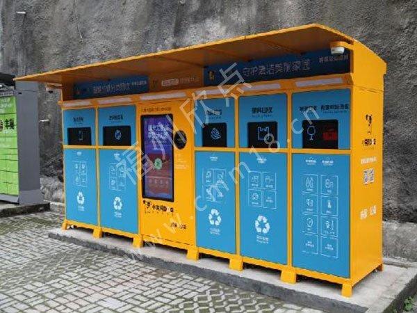 垃圾房厂家:定制型垃圾分类房的常规尺寸是多少