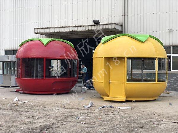 福州售货亭源头厂家:流动小吃车熟食售货亭价格 图片 配置 售后服务