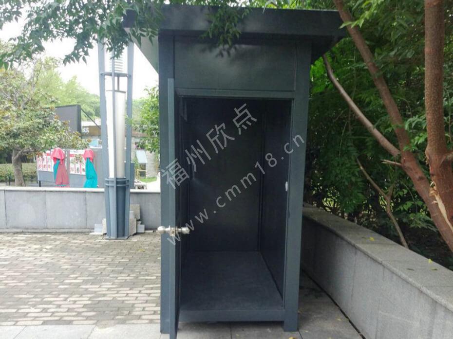 福州垃圾分类亭图片