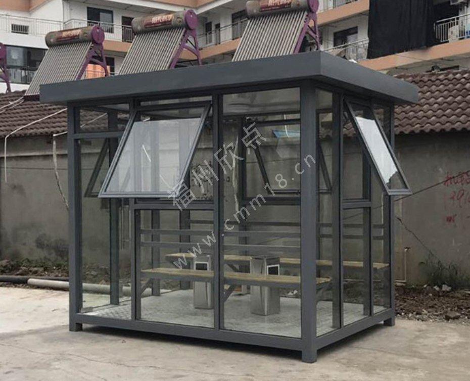 福州透明抽烟房厂家