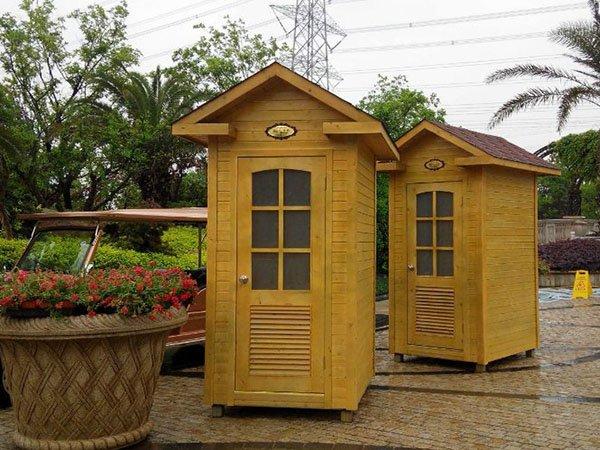 城市道路口移动厕所 环保公共洗手间 组合多蹲位定制式卫生间