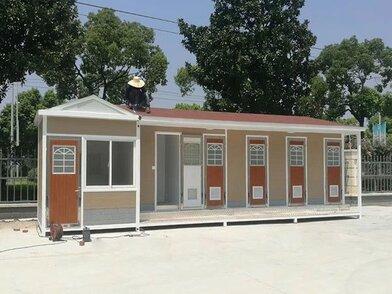 福州美丽乡村公共厕所 农家乐景区移动厕所定制厂家