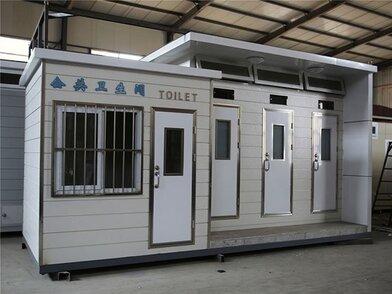 城市老街环卫移动厕所 环保公共卫生间定制厂家 形象提升工程